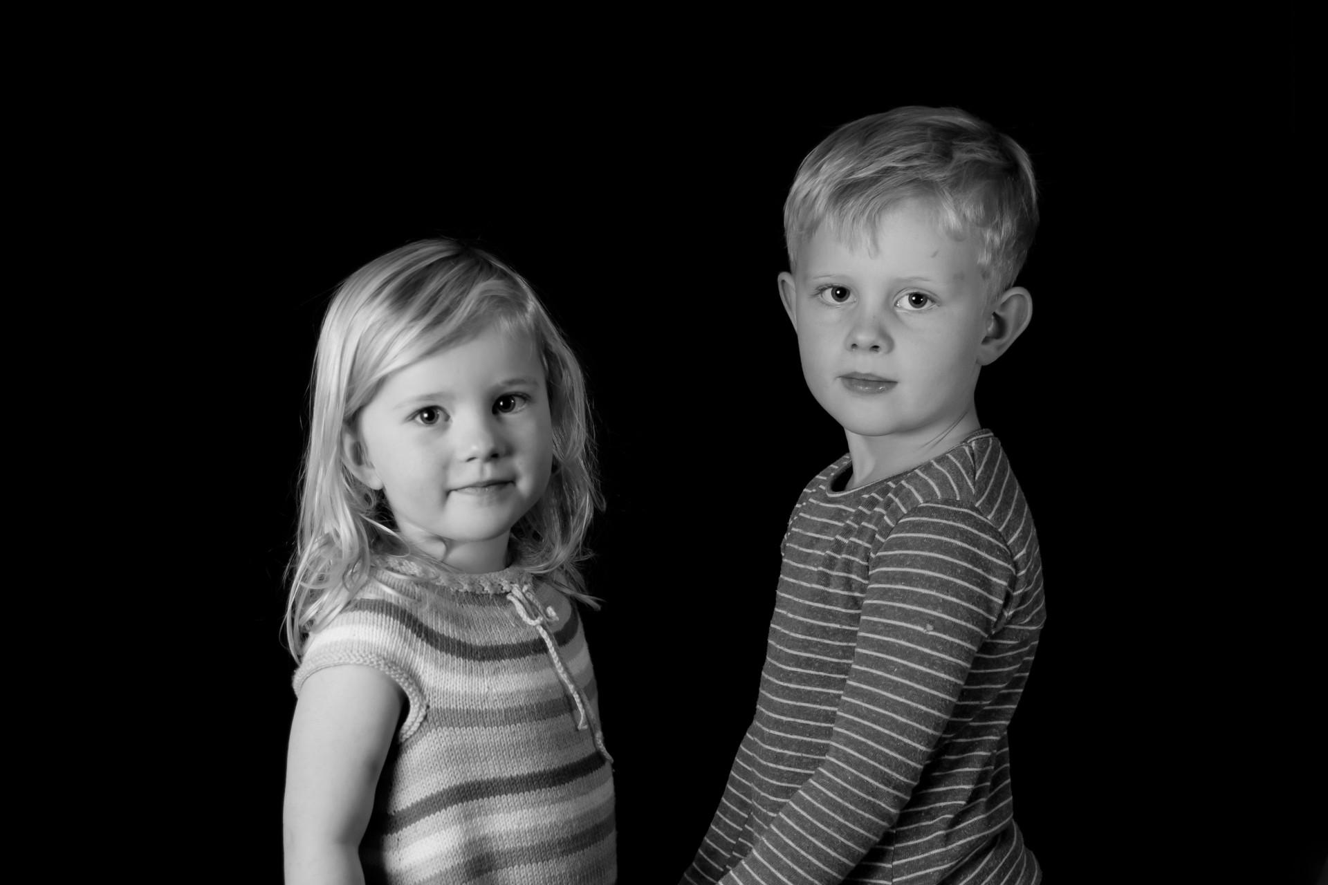Smukke<br>børn